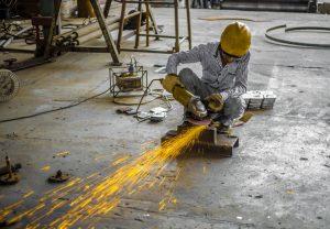 ouvrier roumain en France