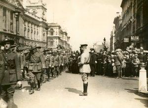 soldats polonais en France